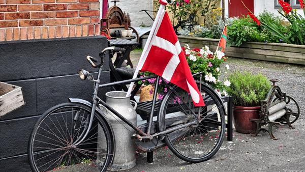 В 2015 году в Дании украли меньше всего велосипедов за последние 20 лет